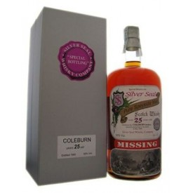 Whisky ColeBurn 'Missing'...