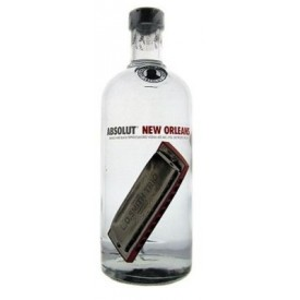 Vodka Absolut New Orleans...