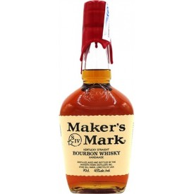 Whiskey Maker's Mark 45% 70cl
