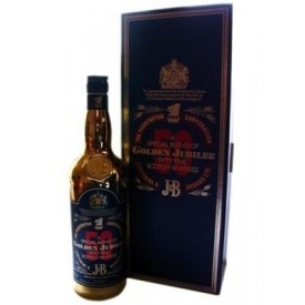 Whisky J&B Golden Jubilee...