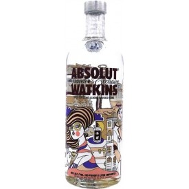 Vodka Absolut Watkins...