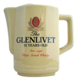 Jarra Glenlivet 12 años...