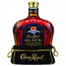 Whisky Crown Royal Black...
