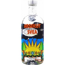 Vodka Absolut Svea 40% 70cl.