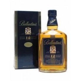 Whisky Ballantine's 12 años...