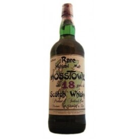 Whisky Mosstowie 18 años...