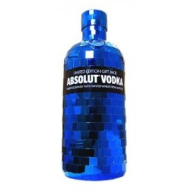 Vodka Absolut Blue Disco 40%
