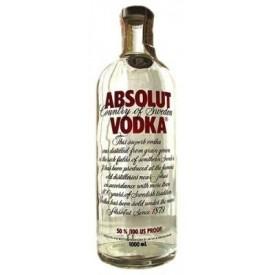 Vodka Absolut Red Label...