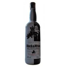 Whisky Black & White...