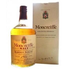 Whisky Balmenach-Glenlivet...
