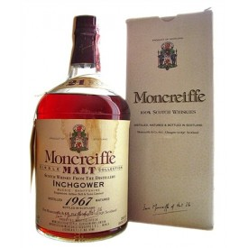 Whisky Inchgower 21 años...
