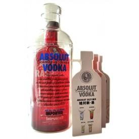 Vodka Absolut Raspberri  +...
