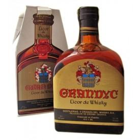 Licor de Whisky GranDyc 35%...