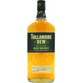 Whiskey  Tullamore Dew 40%...