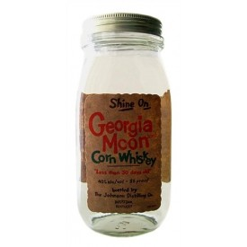 Whiskey Shine On Georgia...