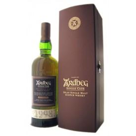 Whisky Ardbeg 11 años...