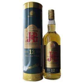 Whisky J&B 12 años...