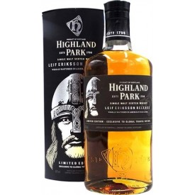 Whisky Highland Park Leif...