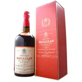 Whisky Macallan 25 años...