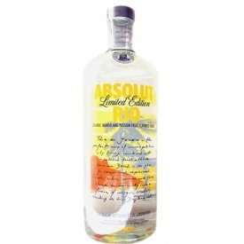 Vodka Absolut Rio 2012...