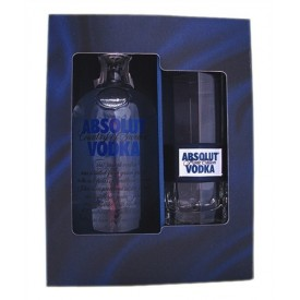 Vodka Absolut Mode Edition...