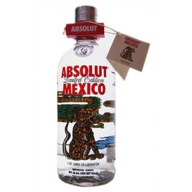 Vodka Absolut México 2012...