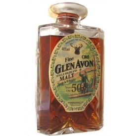 Whisky Glen Avon 50 años...