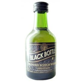 Whisky Black Bottle 40% 5cl