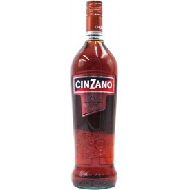 Vermuth Cinzano Rose 14,4º 1L.