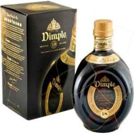 Whisky Dimple 18 años 50cl.