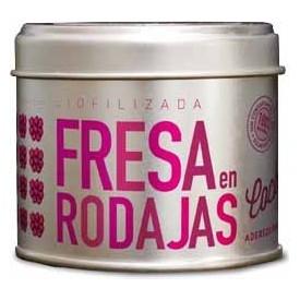 Fresas en Rodajas...