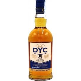 Whisky Dyc 8 años 40% 70cl.