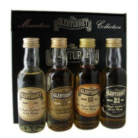 Whisky Glenturret Miniature...