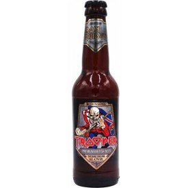 Cerveza Trooper Iron Maiden...