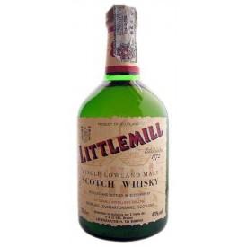 Whisky Littlemill 8 años...