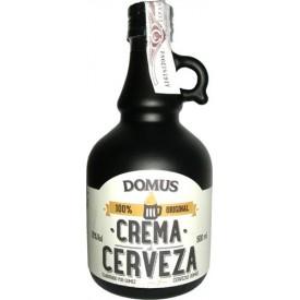 Crema de Cerveza Domus 15%...