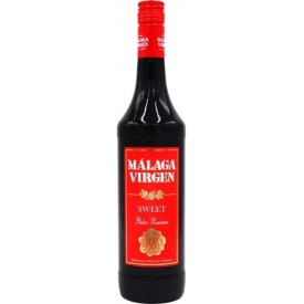 Vino Málaga Virgen 15% 75cl