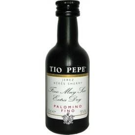 Jerez Fino Tio Pepe 5cl.