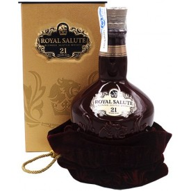 Whisky Royal Salute 21 años...