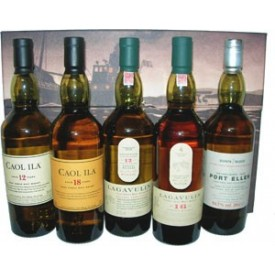 Whisky Islay Collection...