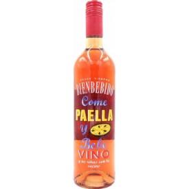 Vino Bienbebido Come Paella...