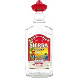 Tequila Sierra Silver 38%...