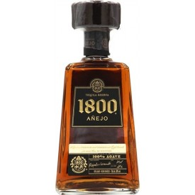 Tequila 1800 Añejo 38% 70cl