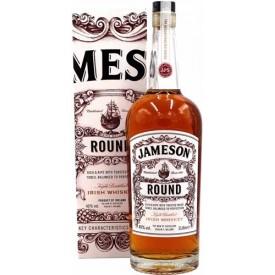 Whisky Jameson Round 40% 1L.