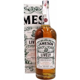 Whisky Jameson Lively 40% 1L.