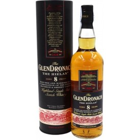 Whisky Glendronach 8 años...