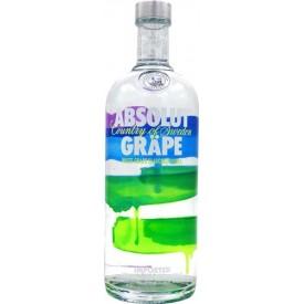 Vodka Absolut Gräpe 40% 1L.