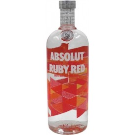 Vodka Absolut Ruby Red 40% 1L.
