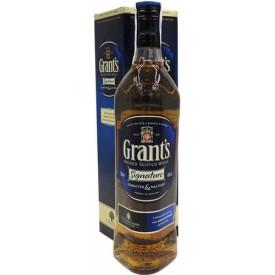 Whisky Grant's Signature...