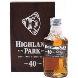 Whisky Highland Park 40...